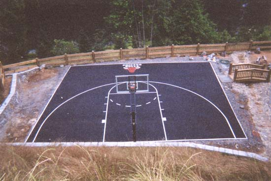 Example Basketball Court 1